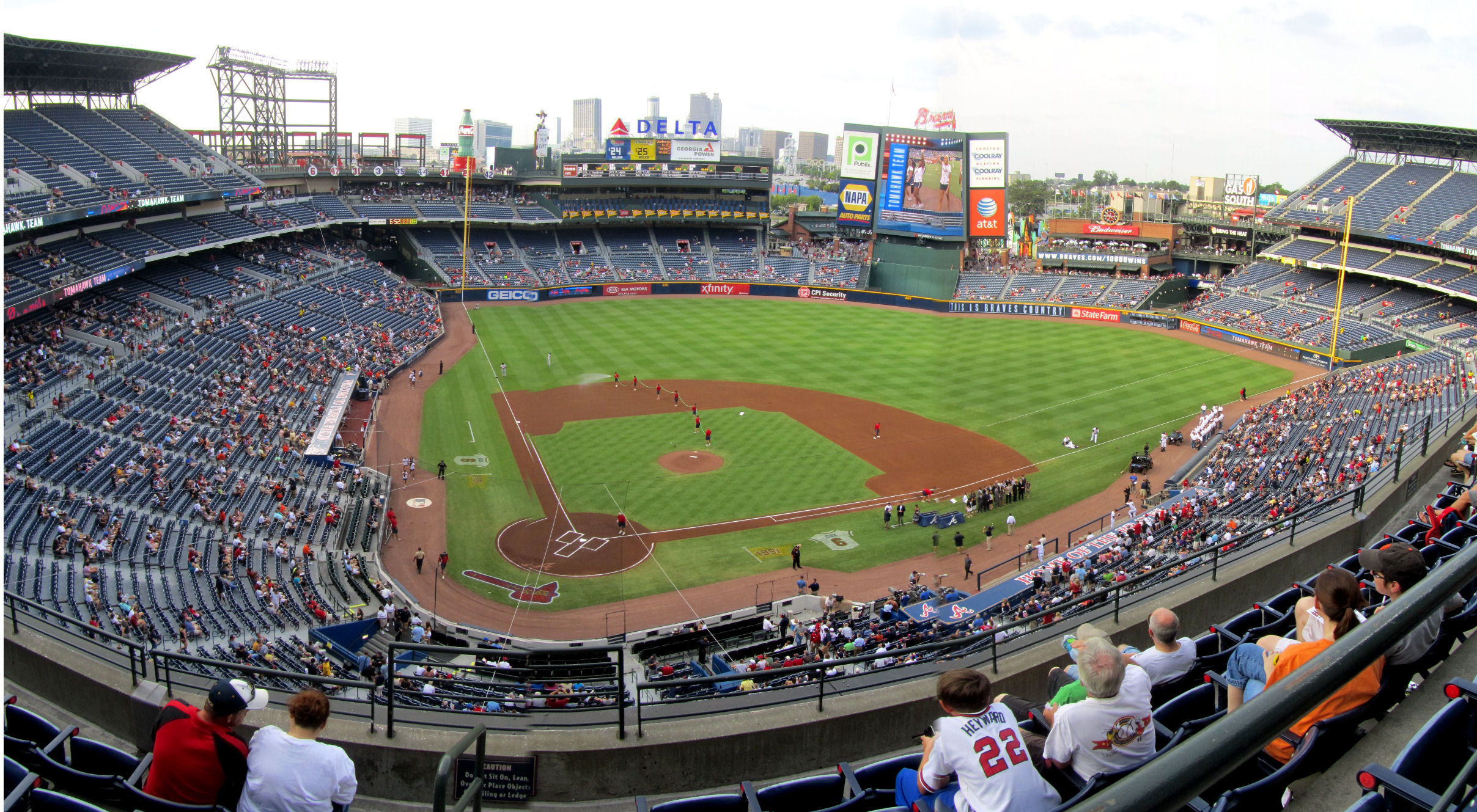 Pictures Of Turner Field 48